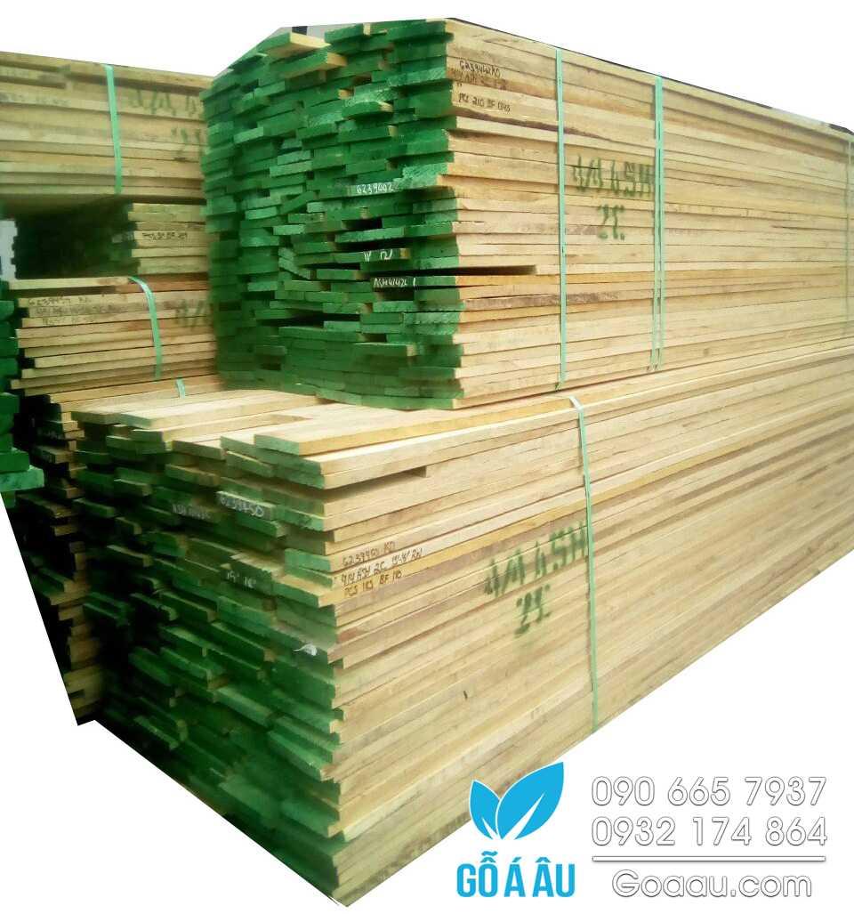 Gỗ tần bì (gỗ ash) dày 4/4″ (25.4mm) mỹ châu âu