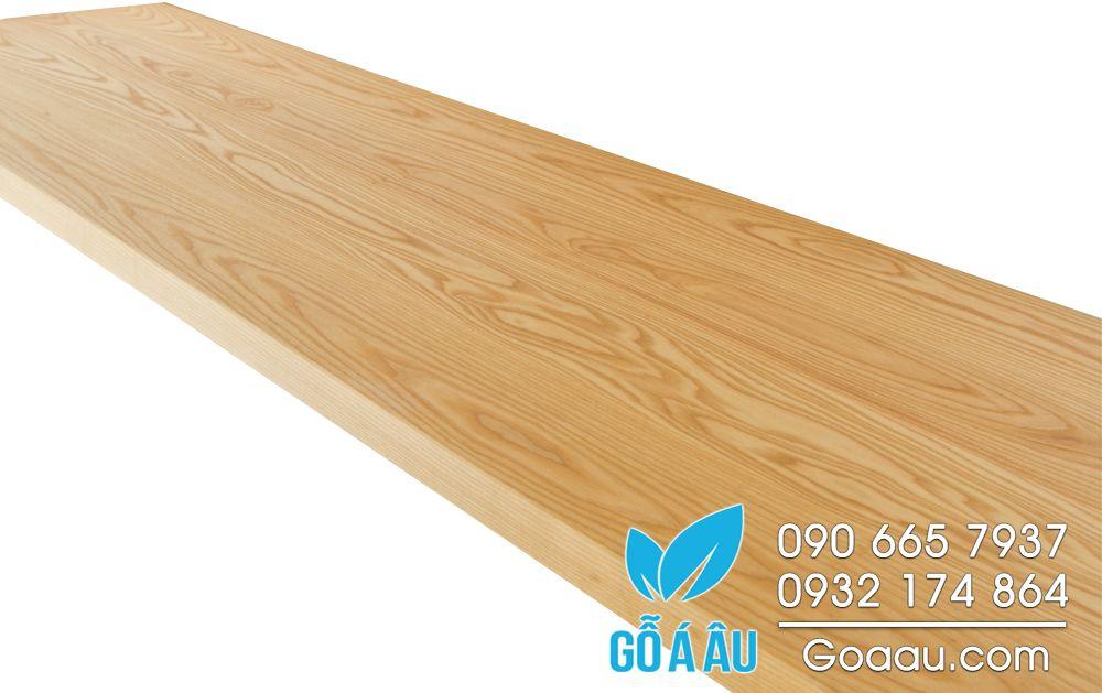 gỗ ash là gì