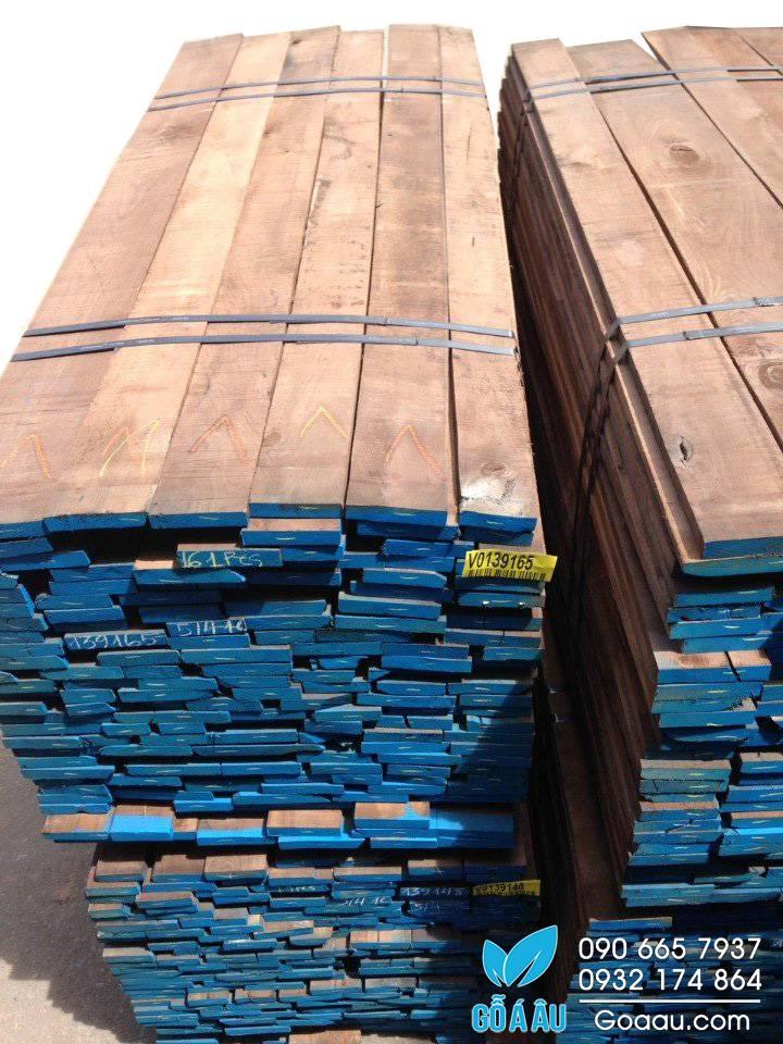 gỗ óc chó walnut dày 5/4'' (31.8mm)