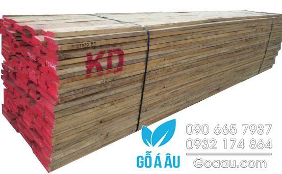 giá gỗ sồi trắng - kiện gỗ sồi trắng