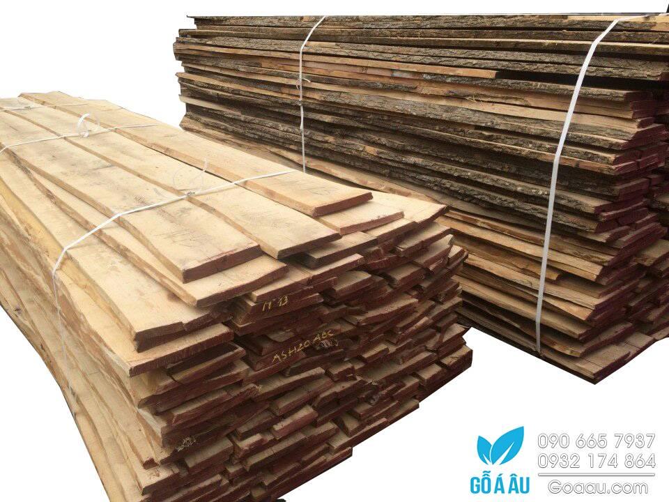 Gỗ tần bì (gỗ ash) dày 3/4'' (19mm)