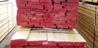 """Gỗ tần bì (gỗ ash) dày 5/4"""" (31.8mm)"""
