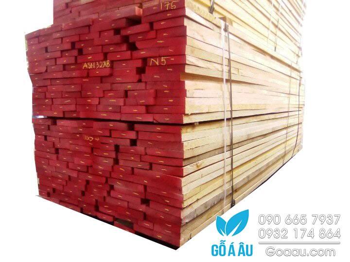 gỗ ash nhập khẩu