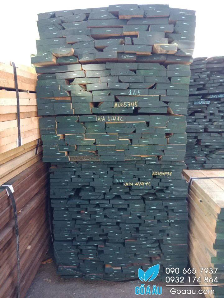 gỗ tần bì nhập khẩu gỗ ash