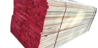 Gỗ tần bì (gỗ ash) dày 6/4'' (38.1mm)