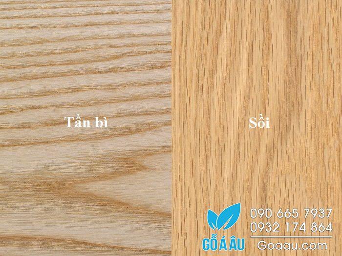 Giá gỗ sồi nga