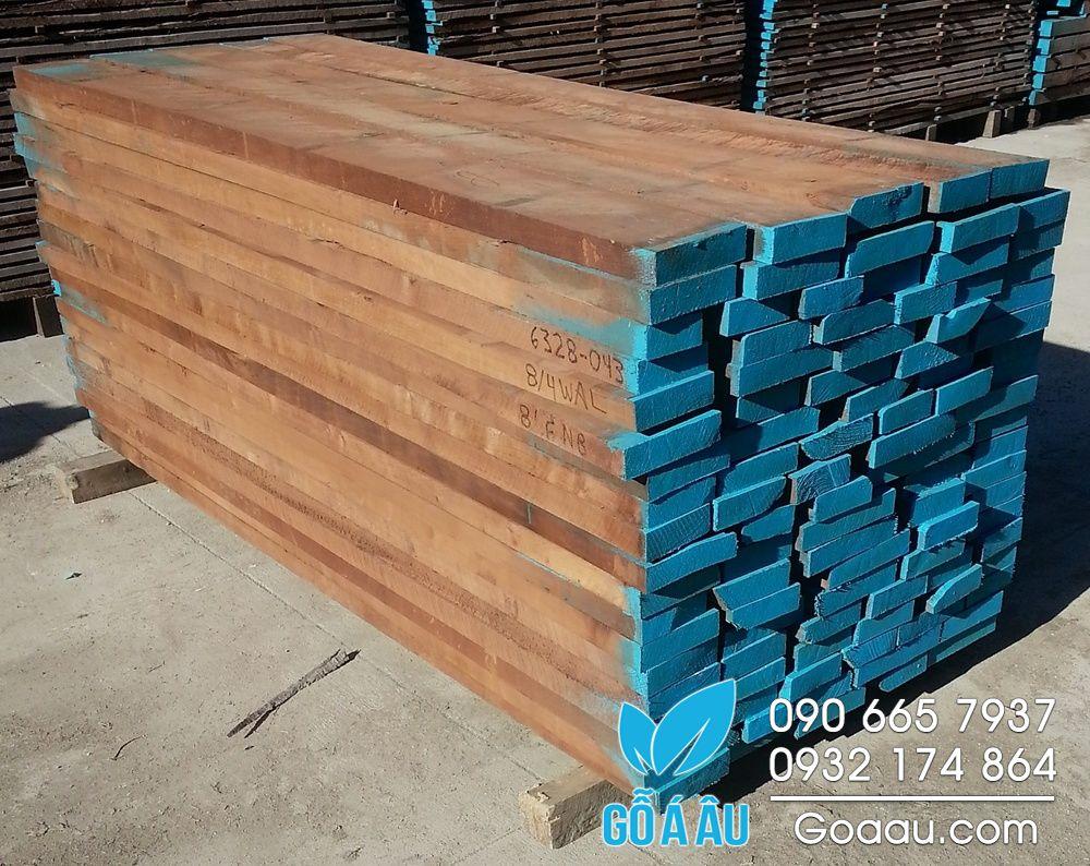 gỗ óc chó giá rẻ ở tại bình dương