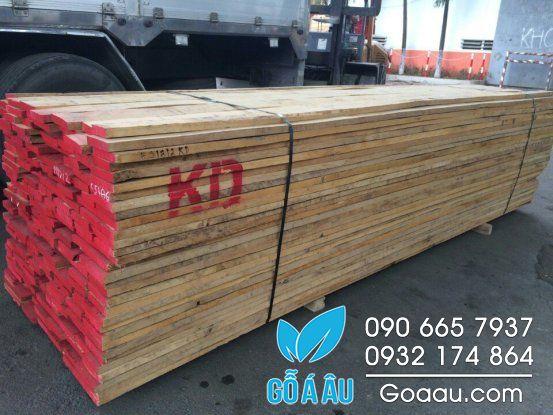 gỗ sồi châu âu
