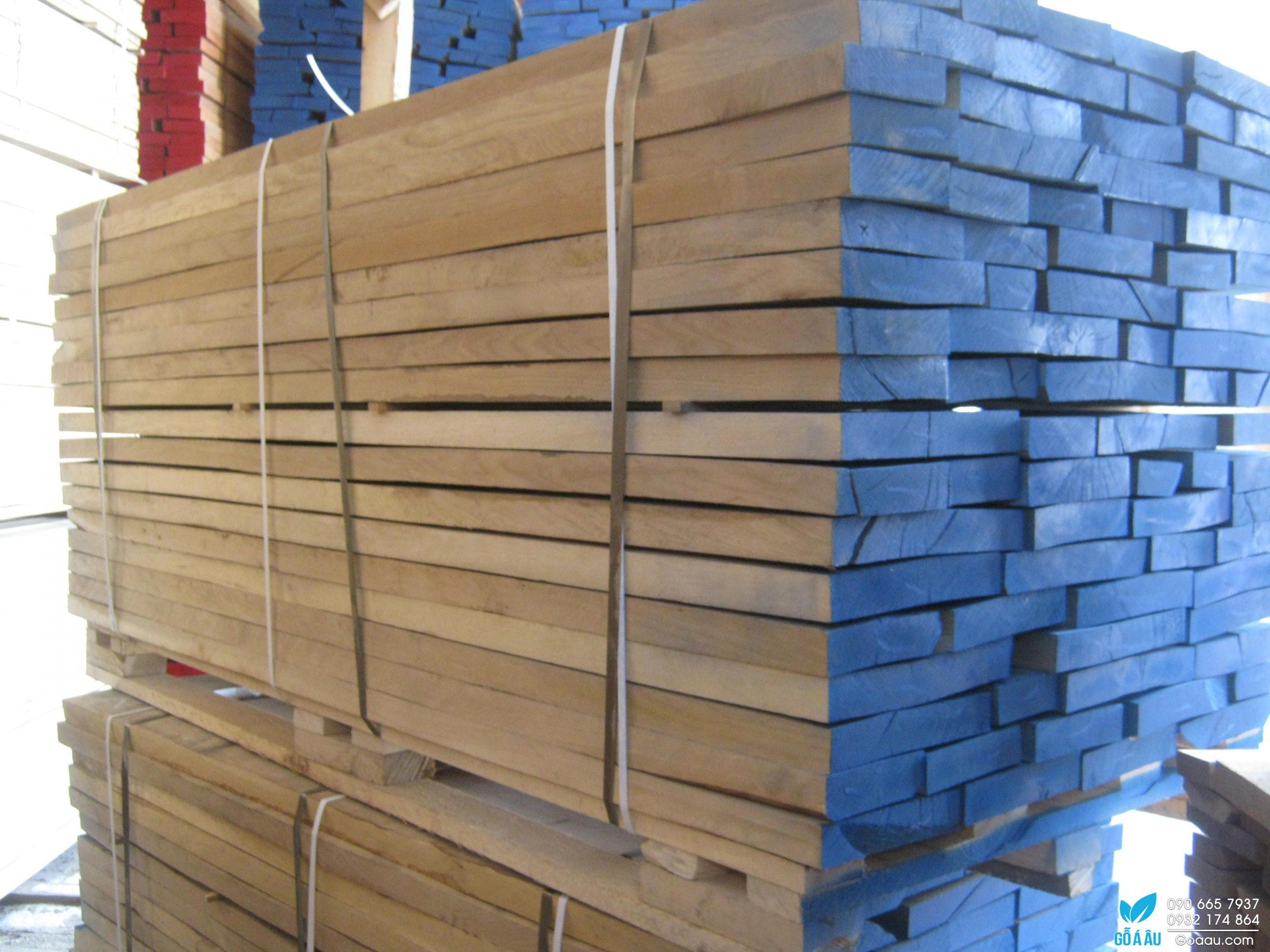 gỗ sồi giá rẻ ở tại bình dương