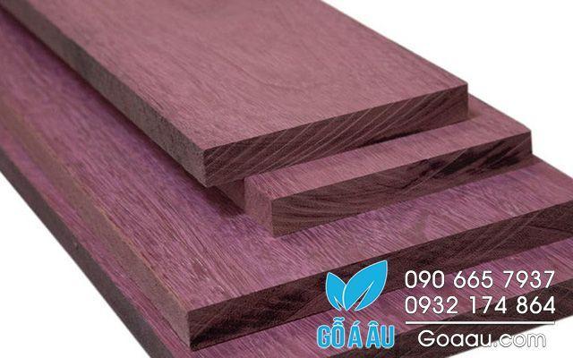 Những loại gỗ quý siêu đắt đỏ trên thế giới