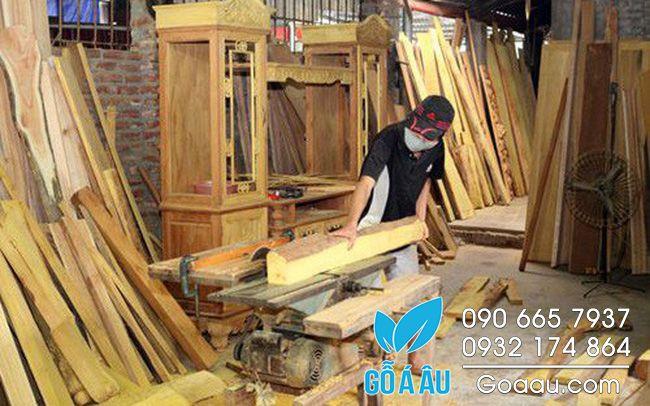 xuất khẩu gỗ và sản phẩm gỗ