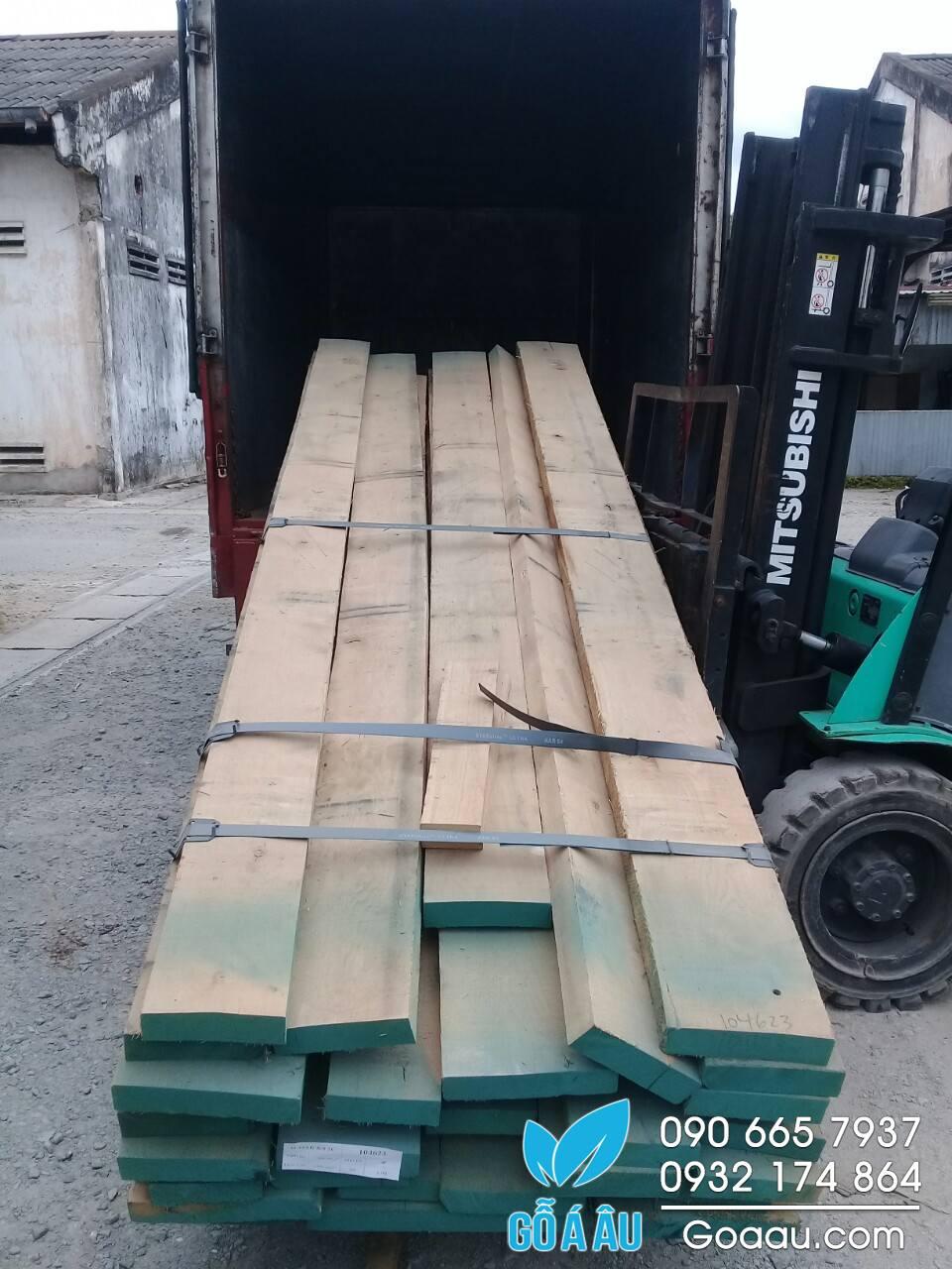 bán gỗ sồi