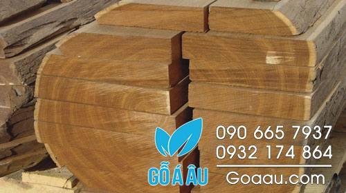bán gỗ teak