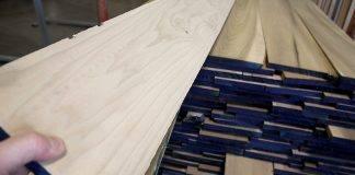 gỗ poplar