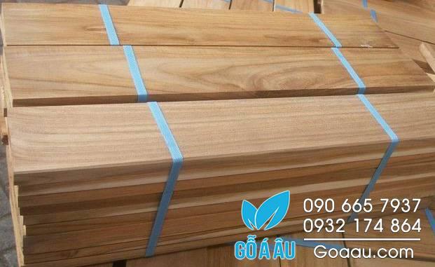 gỗ teak giá rẻ ở tại bình dương