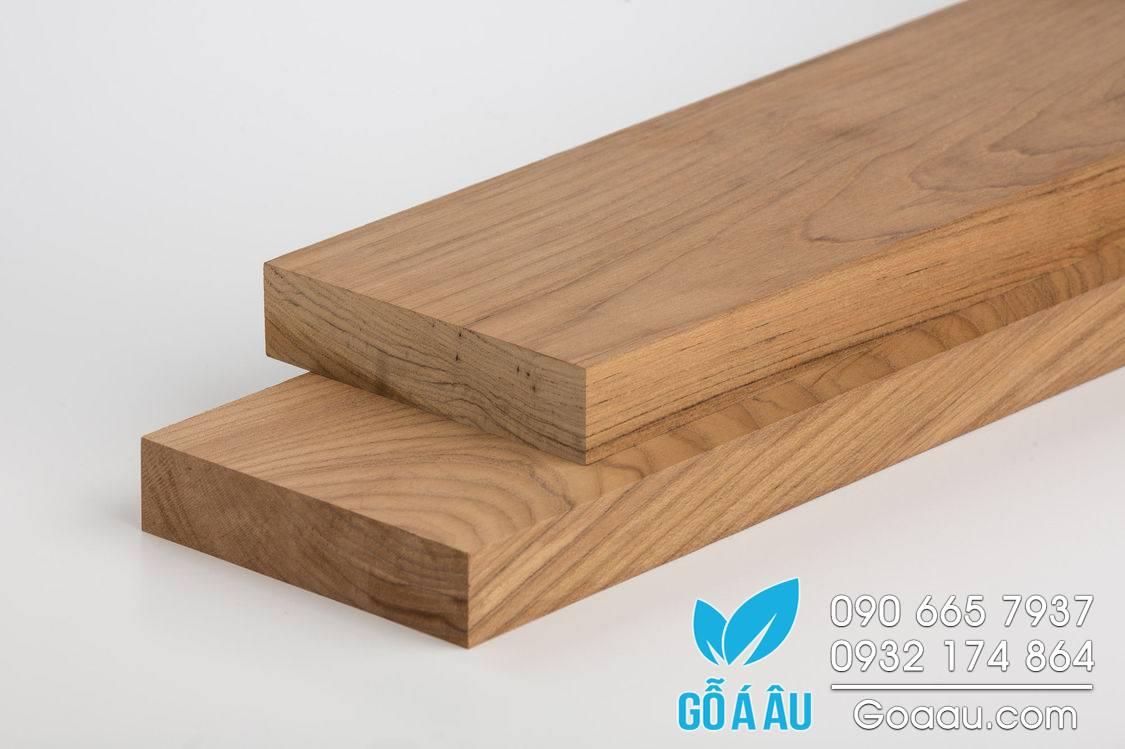 gỗ teak giá rẻ