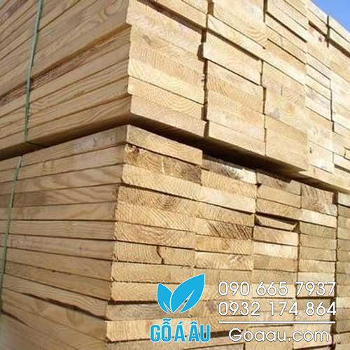 bảng giá gỗ thông