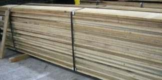 giá gỗ bạch dương
