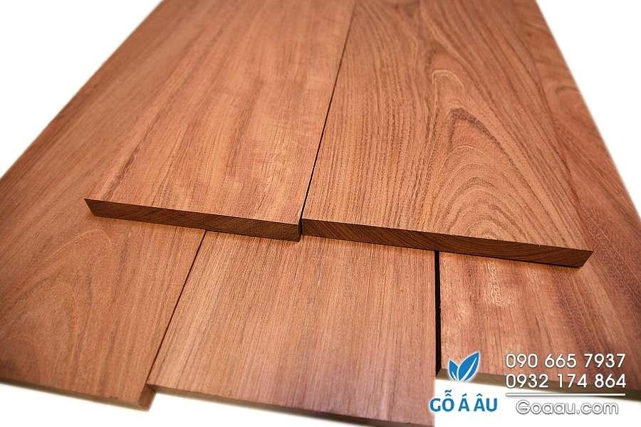 gỗ anh đào