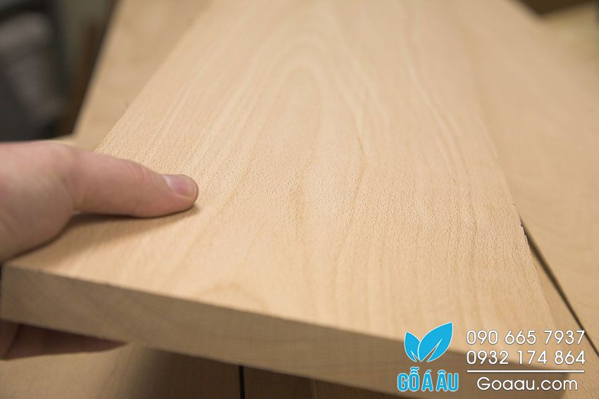 gỗ dẻ gai nhập khẩu