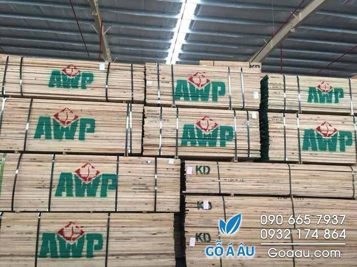 bán gỗ sồi đỏ