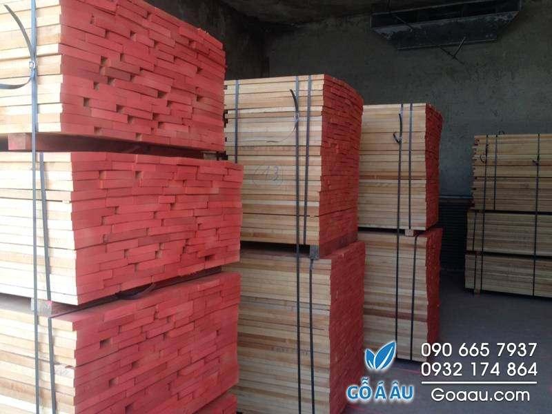 gỗ beech nhập khẩu