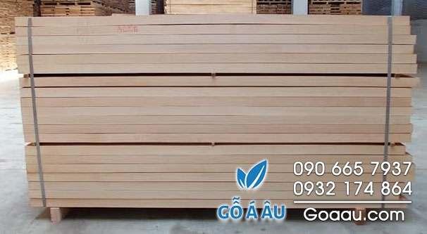 gỗ dẻ gai nguyên liệu