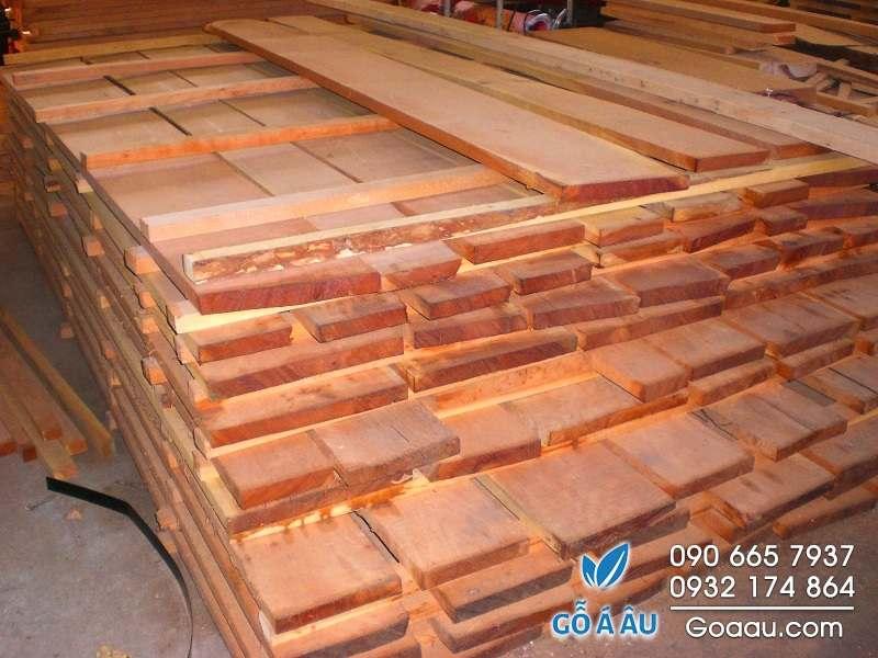 nơi bán gỗ anh đào