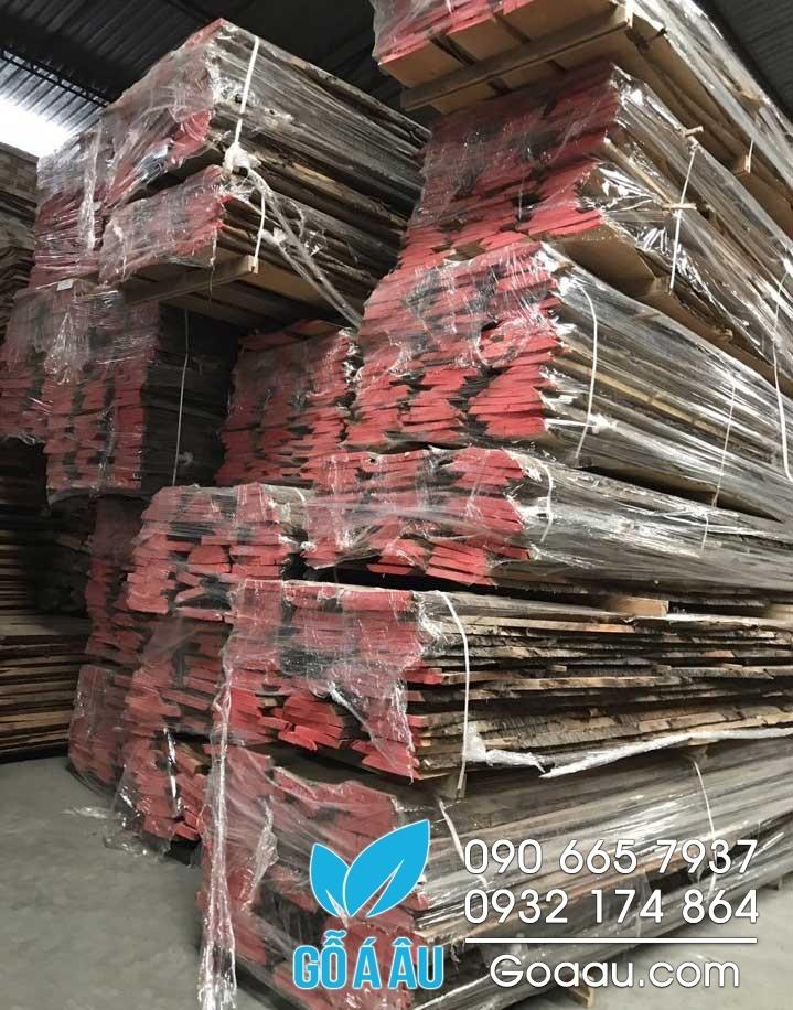 gỗ anh đào nguyên liệu nhập khẩu