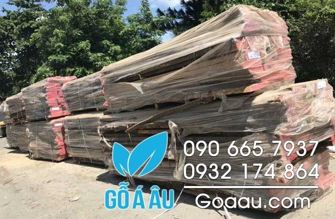 gỗ anh đào nhập khẩu