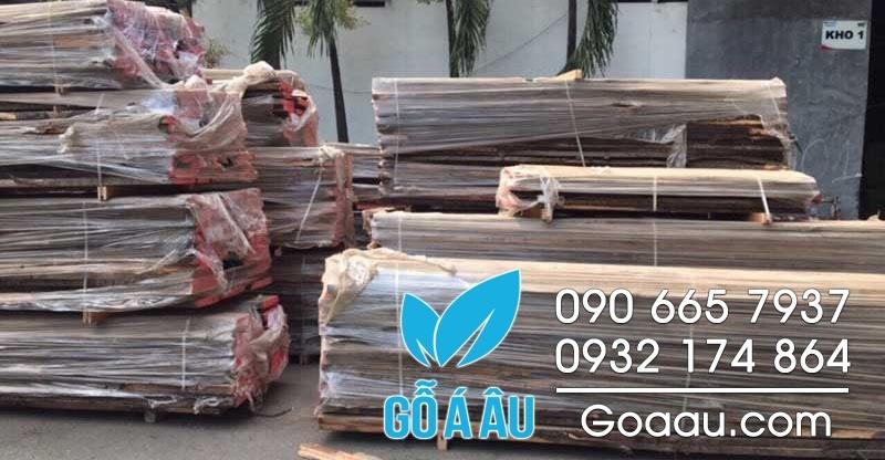 gỗ cherry nguyên liệu nhập khẩu