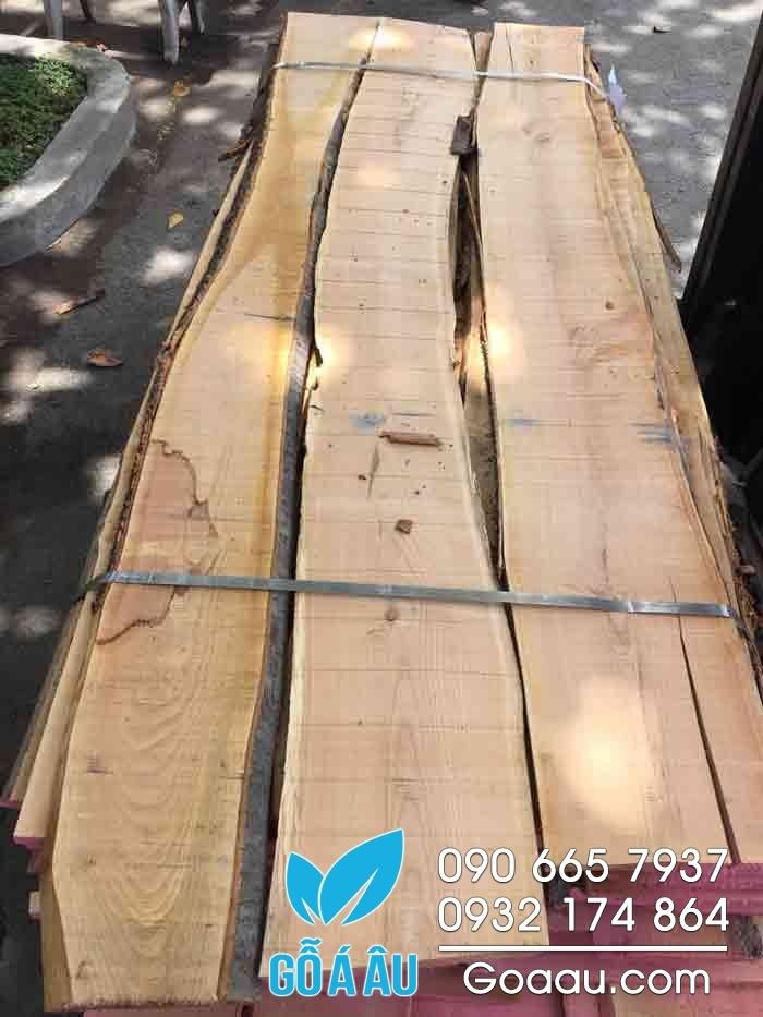 gỗ cherry nhập khẩu