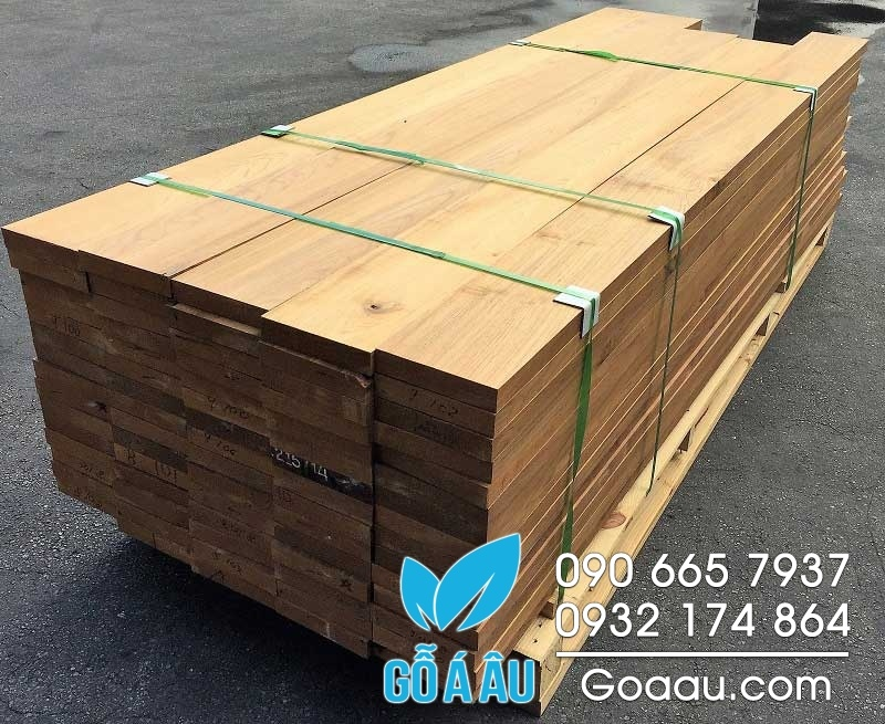 Giá gỗ Teak