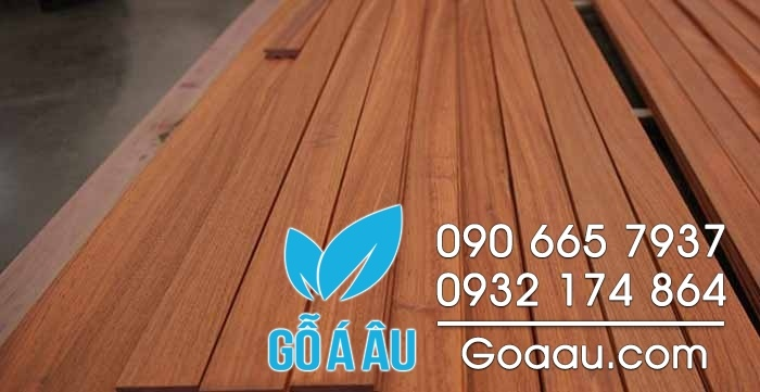 gỗ giáng hương