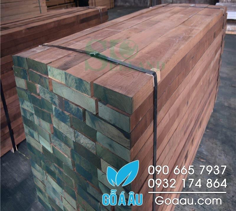 gỗ nguyên liệu nhập khẩu