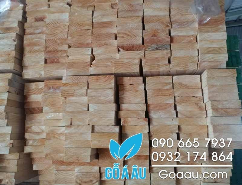 gỗ thông chile