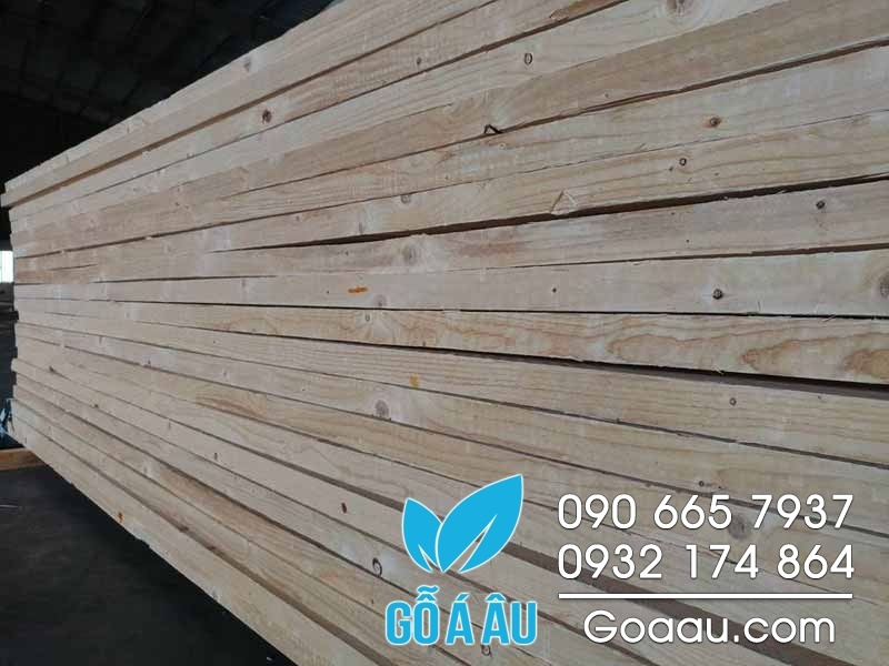 gỗ thông thụy điển