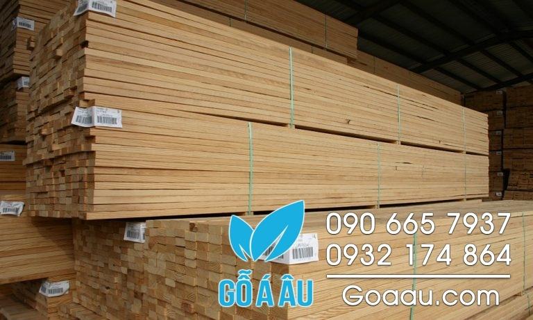 địa điểm bán gỗ thông mỹ