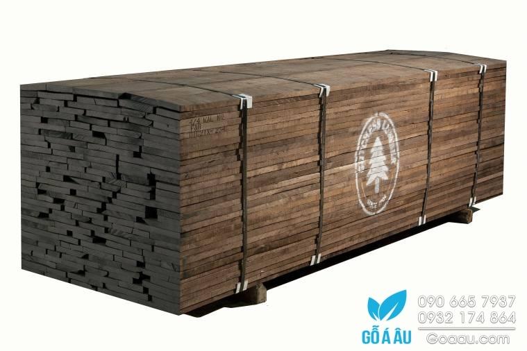 Kiện gỗ Óc chó nhập khẩu