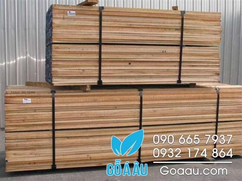 Báo giá gỗ Sồi