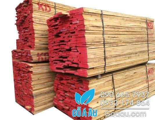 Báo giá gỗ Sồi - gỗ Sồi trắng
