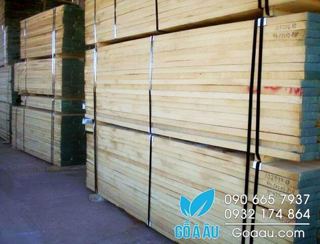 Cây tần bì - gỗ tần bì nhập khẩu