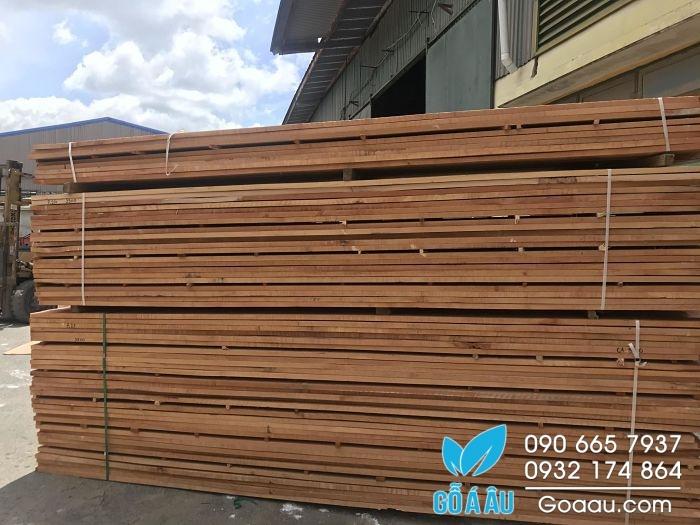 Báo giá gỗ Dẻ Gai - Kiện gỗ Dẻ Gai nhập khẩu