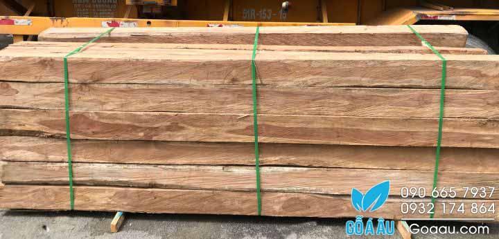Bảng giá gỗ Tếch