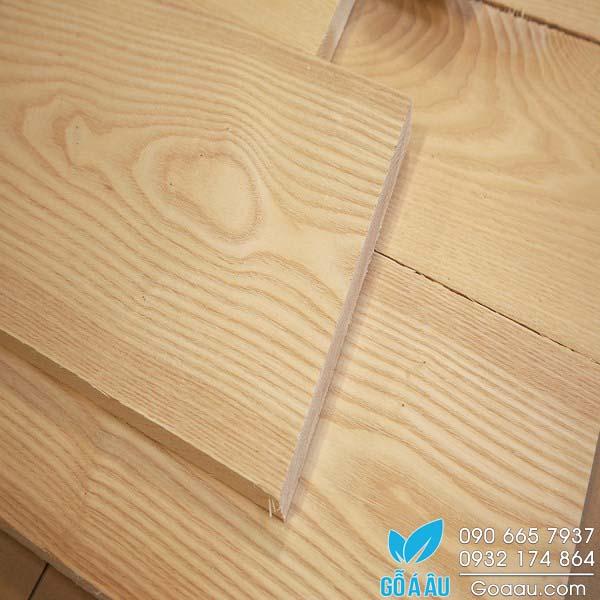 Ưu nhược điểm của gỗ Tần Bì - Vân gỗ Tần Bì