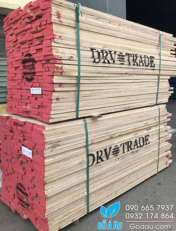 Bảng giá gỗ Tần Bì - Loại đã rong bìa