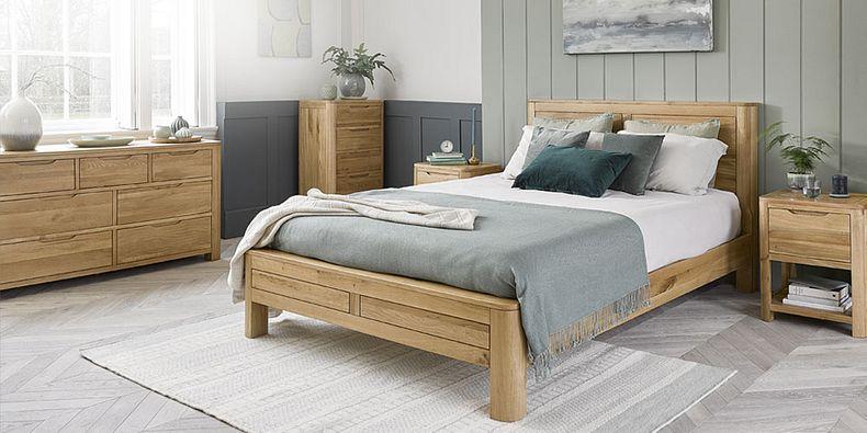 Nội thất gỗ Oak